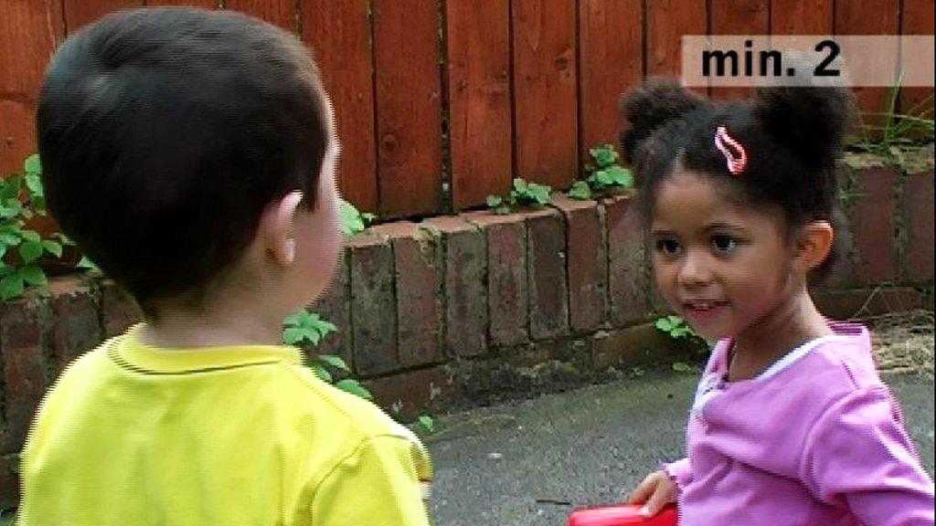 child development essay questions