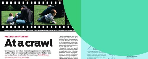 Why crawling is such an important physical stage